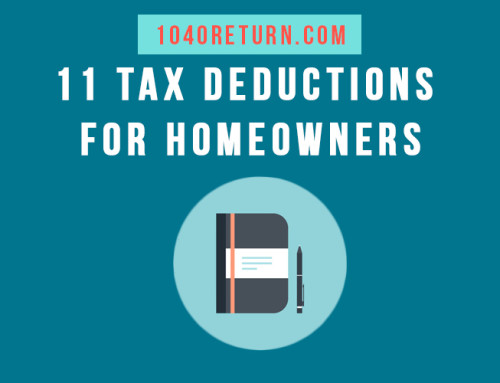 11 Tax Deductions for Homeowners