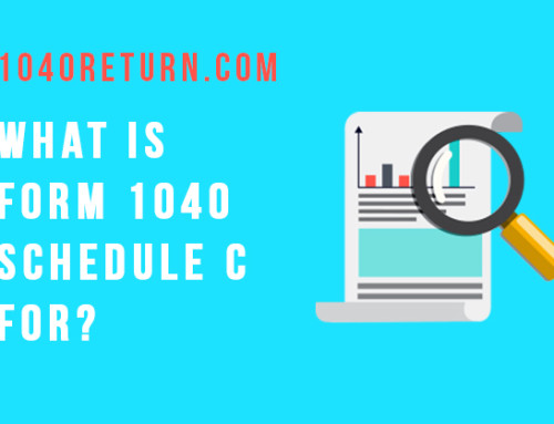 What is Form 1040 Schedule C For?