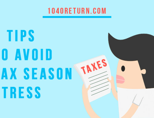 7 Tips to Avoid Tax Season Stress