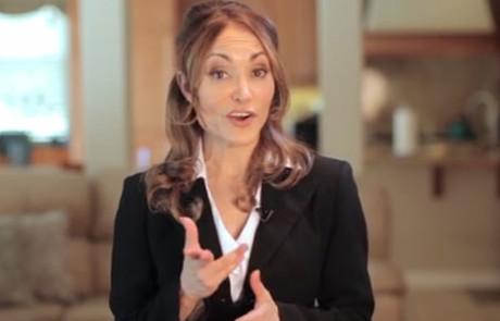 Woman explaining Schedule C and Revenue