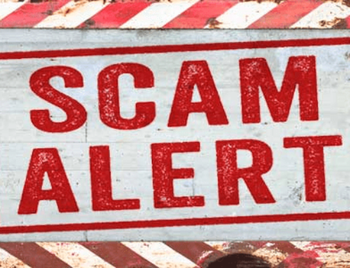 Beware This Year's Tax-Season Scam
