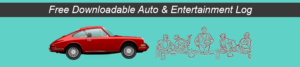 Automotive and Entertainment Images for Tracking Tool Download